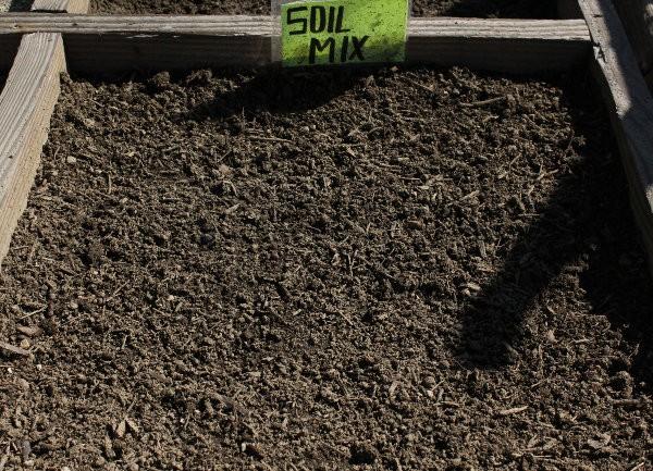 Soil-mix