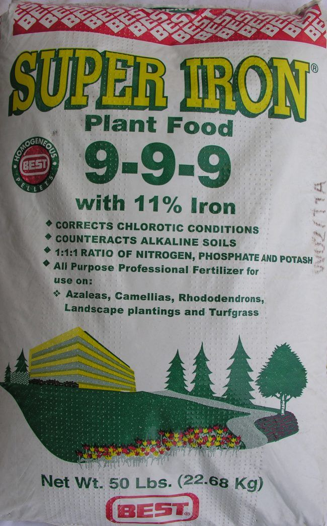 Best 174 Super Iron 9 9 9 Plant Food With 11 Iron And 10 5
