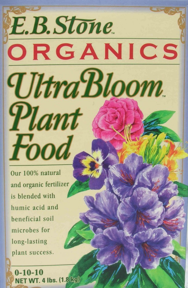 Ultra Bloom Plant Food 0 10 10 Without Nitrogen E B
