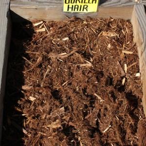 gorilla hair