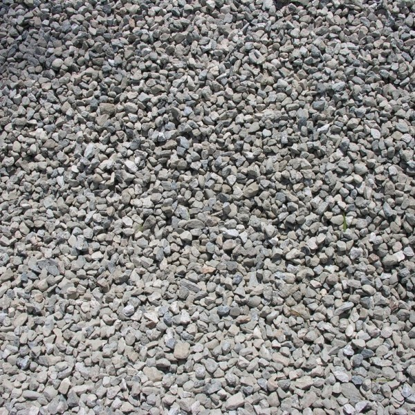 gravel close up three quarter inch