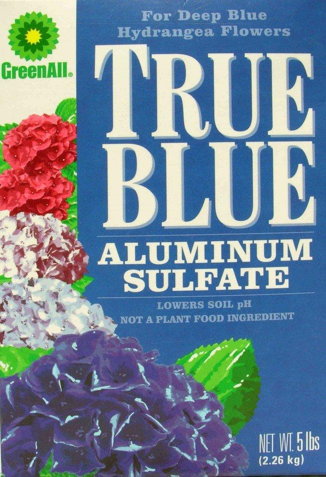 GreenAll True Blue Aluminum Sulfate