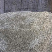 three eighths inch gravel bulk mound