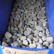 3 4 gravel samples