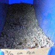 3 8 pea gravel samples