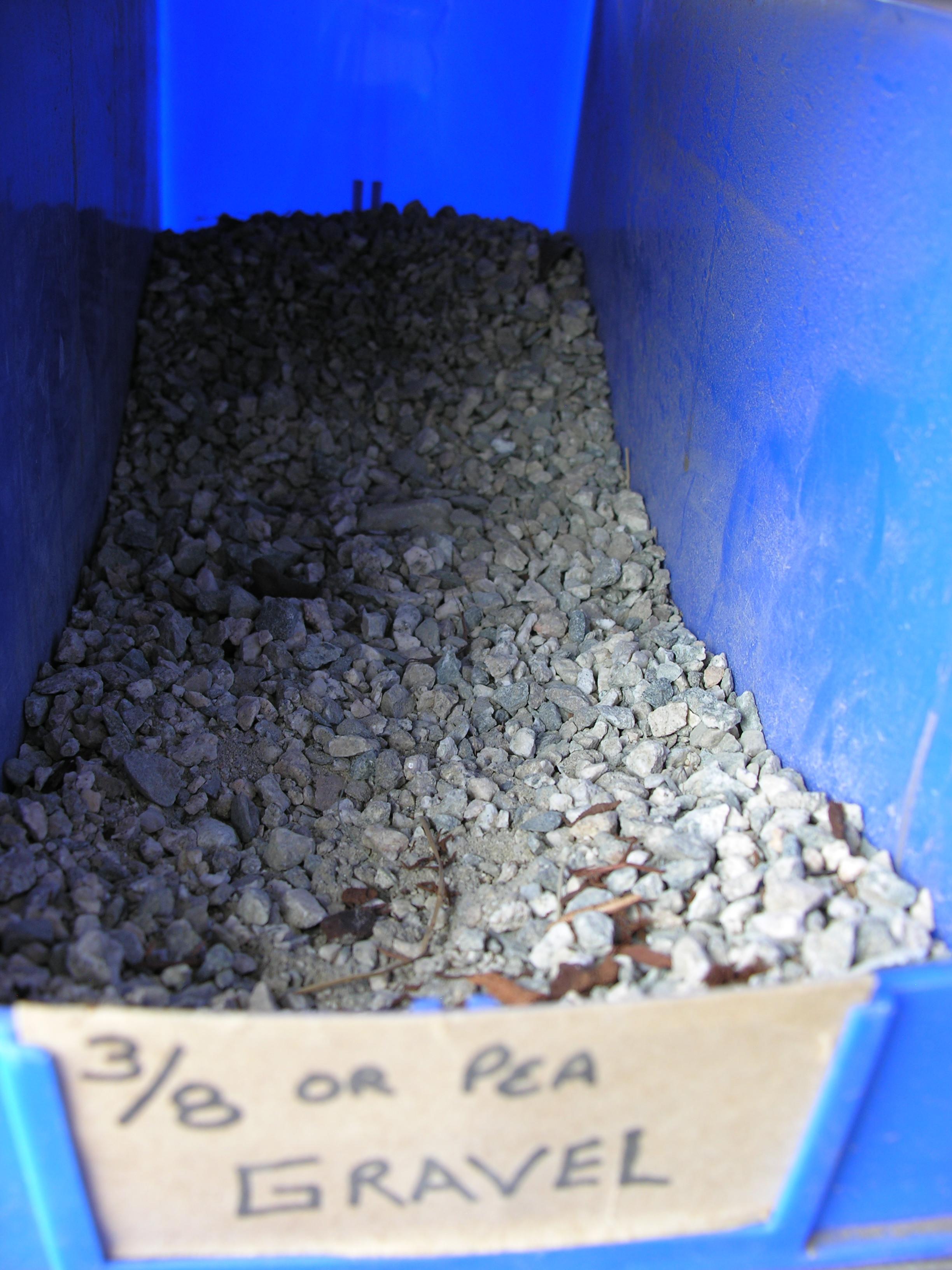 3 8 Quot Gravel Pea Gravel Whittierfertilizer Com