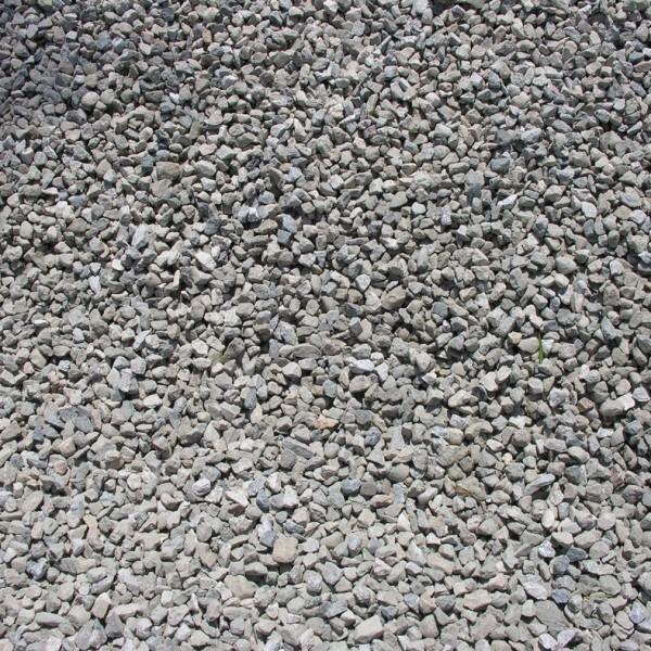 gravel close up three quarter inch
