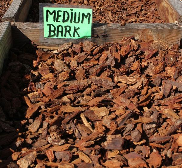 Medium Decorative Garden Bark Ground Cover 2 Quot 4 Quot Assorted